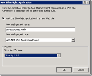 Develop a Sandboxed Silverlight 3.0 Web part for SharePoint 2010 (3/6)